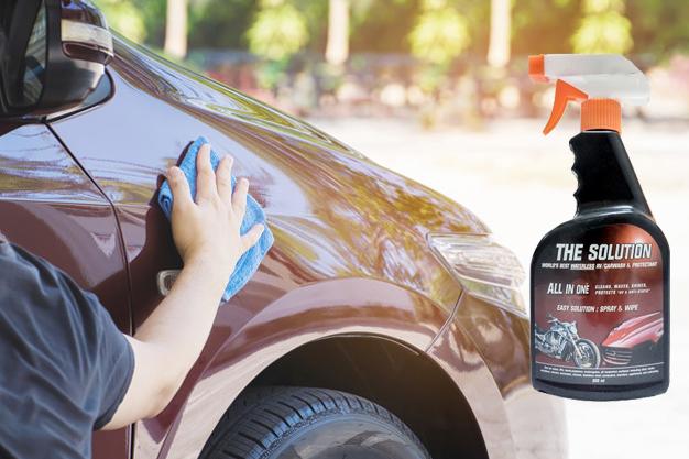Otomobil ve Motorsiklet Temizlik ve Bakım Ürünleri